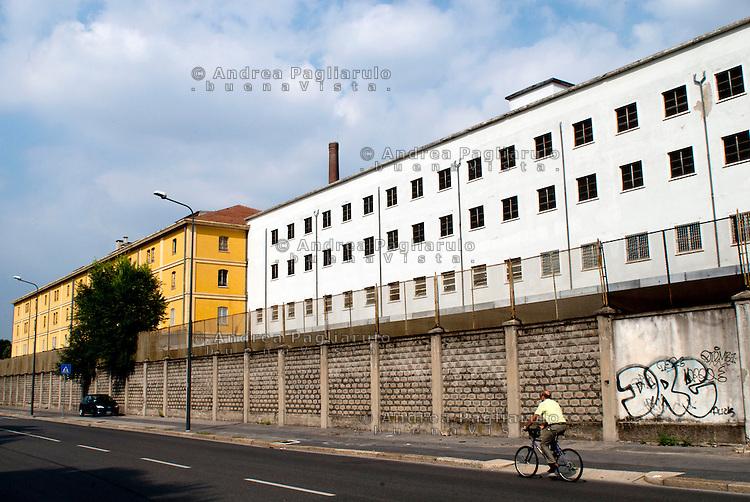 Milano, quartiere Bicocca..Ex Manifattura Tabacchi..© Andrea Pagliarulo