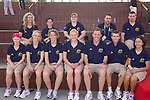Group shot of members of the Australian Paralympic Team in Beijing who had been found through the talented athlete program..