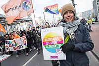 "2018/03/17 Berlin | ""Marsch gegen Rassismus"""