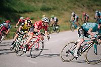Bauke Mollema  (NED/Trek-Segafredo)<br /> <br /> Stage 5: Gstaad &gt; Leukerbad (155km)<br /> 82nd Tour de Suisse 2018 (2.UWT)
