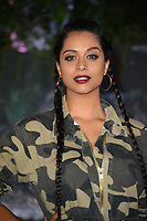 Lilly Singh at the Los Angeles premiere of &quot;Jumanji: Welcome To the Jungle&quot; at the TCL Chinese Theatre, Hollywood, USA 11 Dec. 2017<br /> Picture: Paul Smith/Featureflash/SilverHub 0208 004 5359 sales@silverhubmedia.com