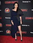 Olga Segura attends The  Cesar Chavez Los Angeles Premiere held at TCL Chinese Theatre in Hollywood, California on March 20,2014                                                                               © 2014 Hollywood Press Agency