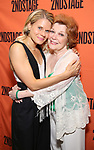 Celia Keenan-Bolger and Anita Gillette attend the Opening Night Party for 'A Parallelogram'  on August 2, 2017 at Havana Central in New York City.