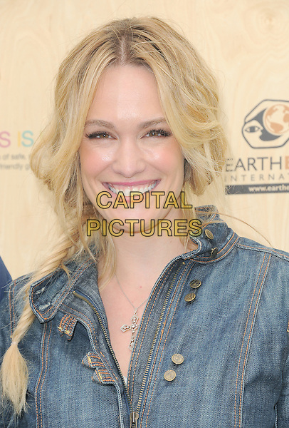 "Ashlan Gorse.Book Party For ""Last Night I Swam With A Mermaid"" Held at Annenberg Community Beach House in Santa Monica, California, USA..April 22nd, 2012                                                                                .headshot portrait jean denim.CAP/RKE/DVS.©DVS/RockinExposures/Capital Pictures."