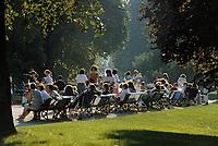 Europe/France/Ile-de-France/75017/Paris: Le parc Monceau