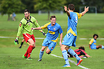 NELSON, NEW ZEALAND - APRIL 2: MPL Nelson Suburbs v Western at Saxton Field on April 2 2017 in Nelson, New Zealand. (Photo by: Chris Symes/Shuttersport Limited)
