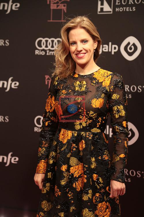 63 Premios Ondas.<br /> Photocall-Gala entrega de Premios.<br /> Maria Molins.