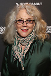 "Blythe Danner attends the Broadway Opening Night of  ""Kiss Me, Kate""  at Studio 54 on March 14, 2019 in New York City."
