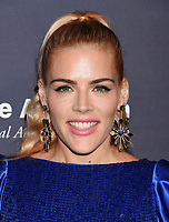 CULVER CITY, CA - NOVEMBER 11: Actress Busy Philipps attends the 2017 Baby2Baby Gala at 3Labs on November 11, 2017 in Culver City, California.<br /> CAP/ROT/TM<br /> &copy;TM/ROT/Capital Pictures