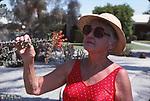 Holly Balthis at Desert Braemar