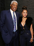 "Julius ""Dr. J"" Erving and Dorýs Madden attend the SDC Foundation presents The Mr. Abbott Award honoring Kenny Leon at ESPACE on March 27, 2017 in New York City."