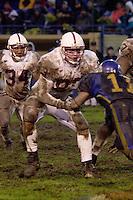 Matt Wright during Stanford's 41-14 win over San Jose State on December 1, 2001 at Spartan Stadium in San Jose, CA.<br />Photo credit mandatory: Gonzalesphoto.com