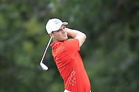 Martin Kaymer (GER) tees off the 8th tee during Thursday's Round 1 of the 2014 PGA Championship held at the Valhalla Club, Louisville, Kentucky.: Picture Eoin Clarke, www.golffile.ie: 7th August 2014