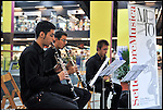 Gli Ebony Trio in concerto al Centro Palatino per Mito Fringe 2011
