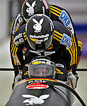 2009-11-22 FIBT: World Cup 4-Man Bobsled