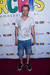 23.06.2012. Premiere of ´Parchis, en el Mundo Magico´at the Teatro de La Latina in Madrid. In the image Tristan Ullua (Alterphotos/Marta Gonzalez)