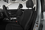 Front seat view of 2017 BMW 3-Series 320i 4 Door Sedan Front Seat  car photos