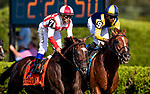 AUG 24: Annals of Time with Javier Castellano wins the Sword Dancer Stakes at Saratoga Racecourse in New York on August 24, 2019. Evers/Eclipse Sportswire/CSM