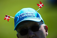 It was Denmark Day during Round Two of the 2015 Nordea Masters at the PGA Sweden National, Bara, Malmo, Sweden. 05/06/2015. Picture David Lloyd | www.golffile.ie