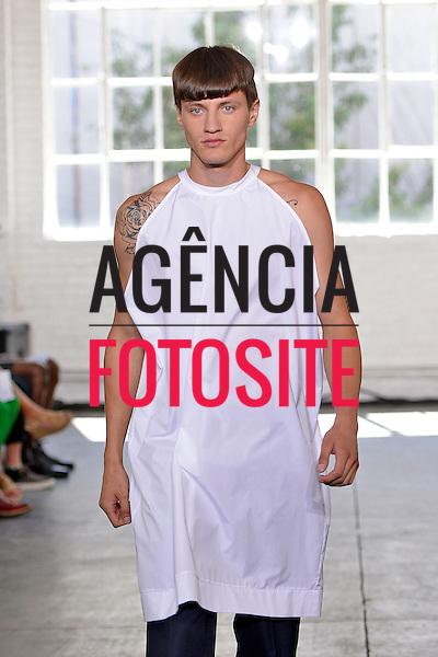 Nova Iorque, EUA '06/09/2013 - Desfile de Duckie Brown durante a Semana de moda de Nova Iorque  -  Verao 2014. <br /> Foto: FOTOSITE