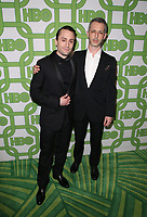 BEVERLY HILLS, CA - JANUARY 6: Kieran Culkin, Jeremy Strong, at the HBO Post 2019 Golden Globe Party at Circa 55 in Beverly Hills, California on January 6, 2019. <br /> CAP/MPI/FS<br /> &copy;FS/MPI/Capital Pictures