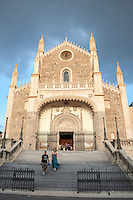 Madrid - Iglesia de San Jerónimo