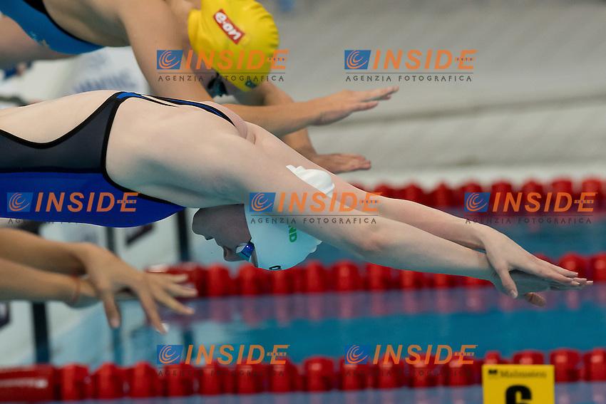 DOYLE Fiona IRL<br /> 100 breaststroke women<br /> London, Queen Elizabeth II Olympic Park Pool <br /> LEN 2016 European Aquatics Elite Championships <br /> Swimming day 02  heats<br /> Day 09 17-05-2016<br /> Photo Giorgio Scala/Deepbluemedia/Insidefoto