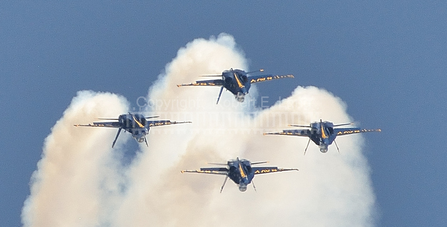US Navy Blue Angels.  Naval Air Facility El Centro, CA  11 Mar 17