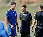18.06.18  Connor Goldson and Steven Gerrard