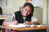 Figurante : Yorina Thavoavianon 19 ans, étudiante à IDCNC Nouville en CAP peinture