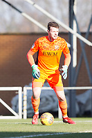Adam Collin of Carlisle United during Colchester United vs Carlisle United, Sky Bet EFL League 2 Football at the JobServe Community Stadium on 23rd February 2019