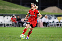 Piscataway, NJ - Sunday Sept. 25, 2016: Amandine Henry during a regular season National Women's Soccer League (NWSL) match between Sky Blue FC and the Portland Thorns FC at Yurcak Field.
