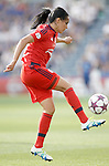 Olympique Lyonnais' Louisa Necib during UEFA Women's Champions League 2015/2016 Final match.May 26,2016. (ALTERPHOTOS/Acero)