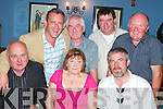 Published Caption: COMMITTEE: The committee of the Ballyheigue Life Pack Group who held a fundraising dance in the White Sands Hotel on Saturday night. Front from left: Thomas Galway (committee member), Marie Horgan (secretary) and Pat Colgan (vice chairman). Back from left: Mike Galway (treasurer), Tommy James (chairman), Chris Horgan (treasurer) and Ber Hehir (committee)..Photoshop Caption: No Photoshop Caption