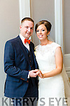 Tracey Walsh and John Spollen were married at St. John's Church Ballybunion by Fr. Noel Spring on Friday 28th October 2016 with a reception at the Rose Hotel