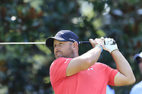 Scott Brown (USA) tees off the 15th tee during Thursday's Round 1 of the 2017 PGA Championship held at Quail Hollow Golf Club, Charlotte, North Carolina, USA. 10th August 2017.<br /> Picture: Eoin Clarke | Golffile<br /> <br /> <br /> All photos usage must carry mandatory copyright credit (&copy; Golffile | Eoin Clarke)