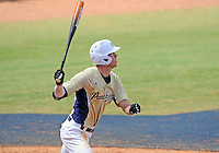 Florida International University outfielder Nathan Burns (6) plays against Florida Atlantic University. FAU won the game 9-3 on March 18, 2012 at Miami, Florida.