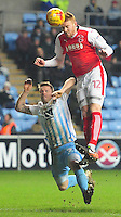 170121 Coventry City v Fleetwood Town