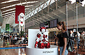 Humanoid robot Emiew3 to guide passengers at Tokyo airport