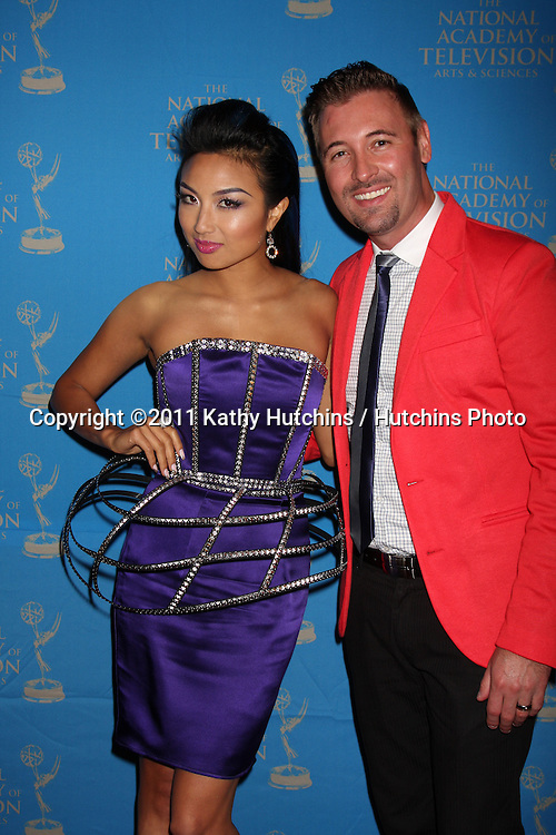 LOS ANGELES - JUN 17:  Guests arriving at the 38th Annual Daytime Creative Arts & Entertainment Emmy Awards at Westin Bonaventure Hotel on June 17, 2011 in Los Angeles, CA