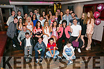 Tammy O'Shea, Casements Avenue Tralee celebrates her 18th birthday with family and friends at Abbey Inn on Friday