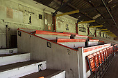 West stand Press Box ....© Phill Heywood.tel 07806 775649