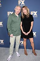09 January 2020 - Pasadena, Martin Freeman, Daisy Haggard. FX Networks' Star Walk Winter Press Tour 2020 held at Circa 55 Restaurant in The Langham Huntington. Photo Credit: FS/AdMedia
