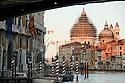Santa Maria della Salute along the Grand Canal, Venice, Italy