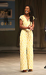 Chisa Hutchinson during the Stage Presentation of Dramatists Guild Fund Fellows  2015-2016 at Playwrights Horizons on September 19, 2016 in New York City.