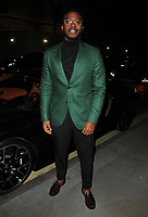 Zackary Momoh at the GQ Car Awards 2018, Corinthia Hotel, Whitehall Place, London, England, UK, on Monday 05 February 2018.<br /> CAP/CAN<br /> &copy;CAN/Capital Pictures
