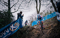 VERDONSCHOT Laura (BEL/Marlux-Bingoal)<br /> <br /> Brussels Universities Cyclocross (BEL) 2019<br /> Women's Race<br /> DVV Trofee<br /> &copy;kramon