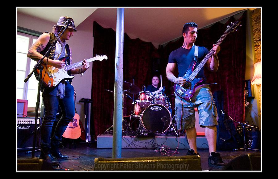 Jail Guitar Doors - The Flowerpot - 12th July 2009