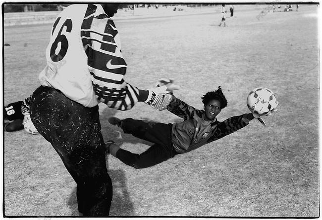 Women's Soccer in Nigeria