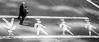 Peatones en Polanco
